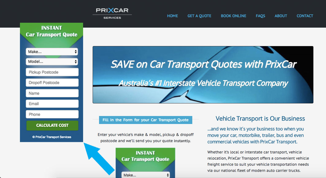 PrixCar excel calculations. Improve your business